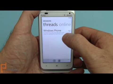 HTC Radar 4G (T-Mobile) review - part 1 of 2