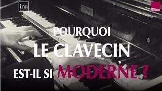 Pourquoi le clavecin est-il si moderne ? Justin Taylor / Forever Pavot, regards croisés