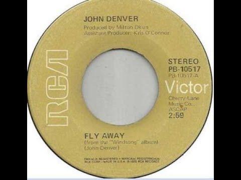 FLY AWAY - John Denver & Olivia Newton-John  (1975)