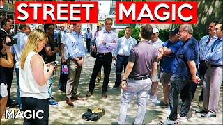 WATCH ME Build a Crowd - STREET MAGIC HOW TO