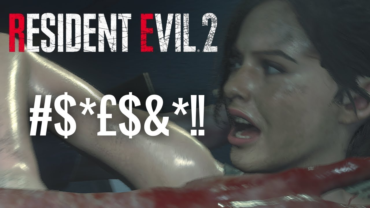Resident Evil 2 Mod Shows The Grumpy Side of Claire Redfield