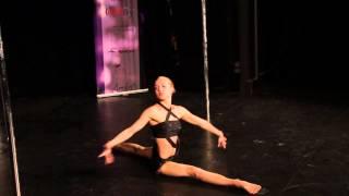 Czech Pole Dance Championship 2013 - Professionals - Nadia Horská