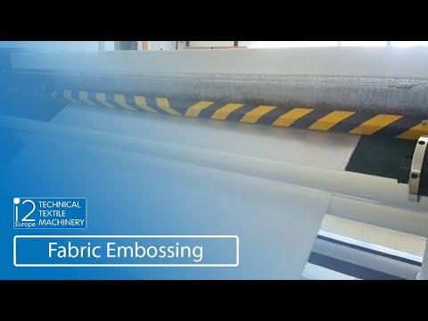 Fabric embossing