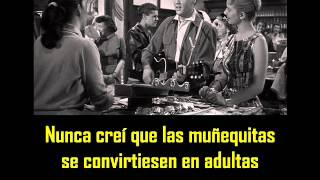 ELVIS PRESLEY - Lover doll ( con subtitulos en español ) BEST SOUND