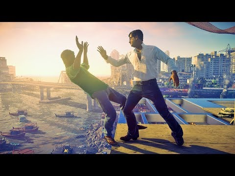 Hitman 2 Perfect Crazy kills Compilation | Mumbai