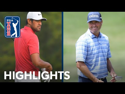 Highlights | Round 2 | the Memorial Tournament presented by Nationwide 2020 from YouTube · Duration:  3 minutes 25 seconds