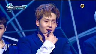 [Special Stage] MONSTA X - Mirotic (TVXQ) @ M! Countdown 160526 [1080p] [60fps]