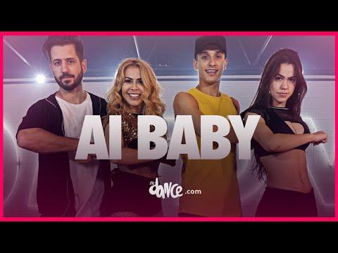 Ai Baby - Joelma  FitDance TV Coreografia