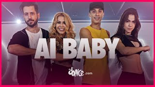Baixar Ai Baby - Joelma | FitDance TV (Coreografia Oficial)