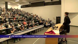 Yvelines | Une rentrée universitaire particulière