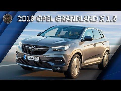 Самый экономичный 2018 Opel Grandland X 1.5 Diesel ОБЗОР 2018 Опель Грандлэнд Х 1.5 Дизель