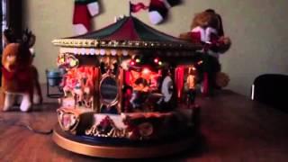 Mr. Christmas Carousel