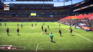 Rugby League Live 3 - Be A Pro ep.1