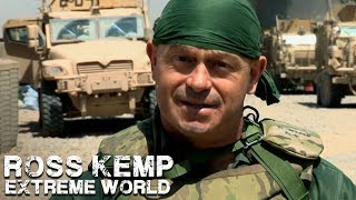 Ross Joins the US Army in Afghanistan   Ross Kemp Extreme World