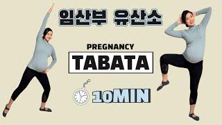 임산부 필수 유산소 운동(10MIN) -  [12주~4…