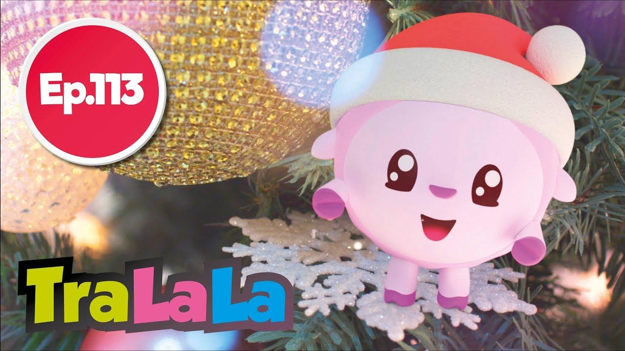 BabyRiki - De Crăciun nu dormim (Ep. 113) Desene animate | TraLaLa