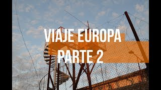 VIAJE EUROPA   PARTE 2   KTM 1190 ADVENTURE   GROCA ADVENTURE