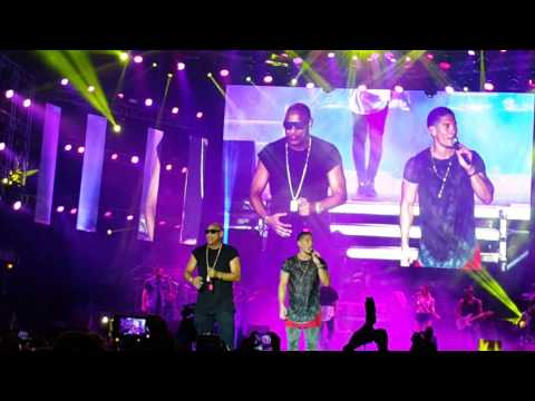 Chino y Nacho ft Gente de Zona Live @ ArubaSummerMusicFestival2016 By Rex