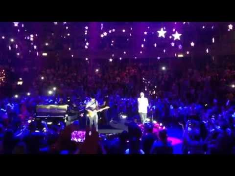 Coldplay - A Sky Full Of Stars (Royal Albert Hall, 01/07/14)