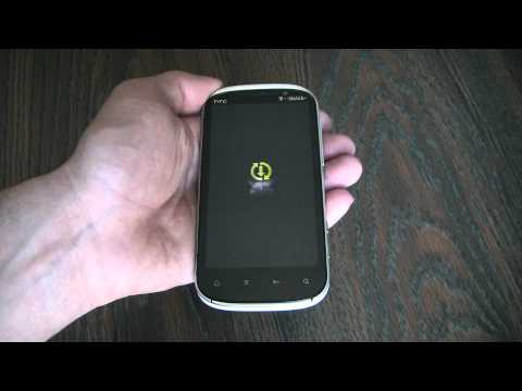 How To Restore An HTC Amaze 4G Smartphone To Factory Settings