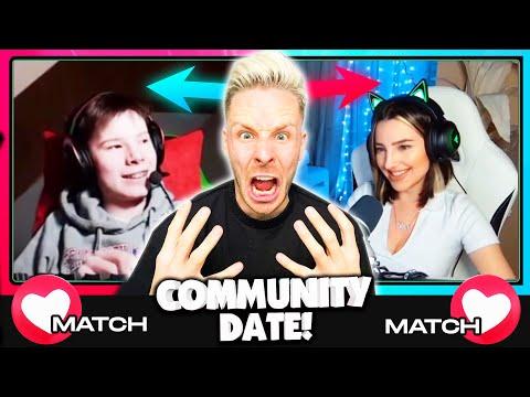 COMMUNITY CRINGE Date - Love or Host 💗 / 📈