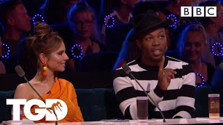 Can Todrick name all the members of Girls Aloud? | The Greatest Dancer | Auditions