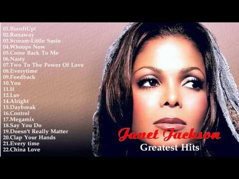 Best Songs Janet Jackson || Janet Jackson Greatest Hits (Cover 2018)