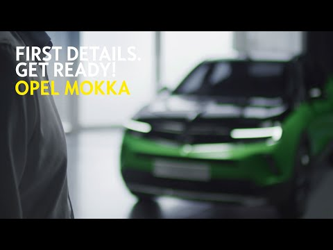 New Opel Mokka, first details. The Vizor is here.