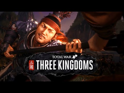 Total War: Three Kingdoms - Dong Zhuo Official Cinematic Reveal Trailer