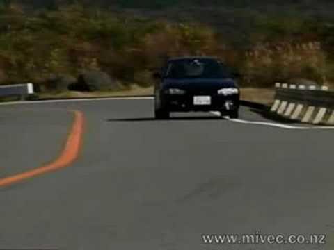 1996 Mitsubishi Mirage Cyborg Review (1/4)
