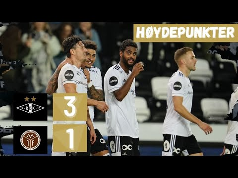 Rosenborg Mjondalen IF Goals And Highlights