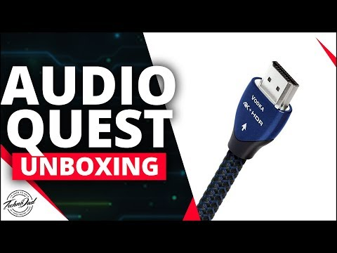 AudioQuest Cable Haul | Should You Spend More on Cables?
