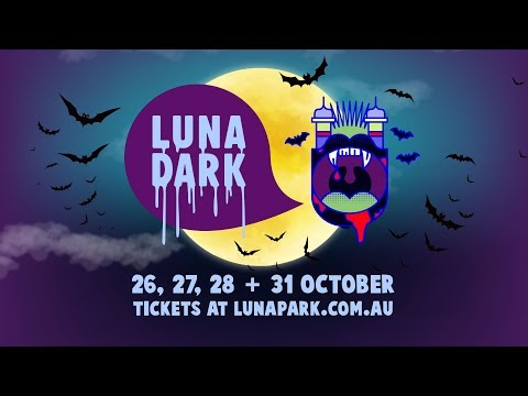 Luna Dark 2018 - Melbourne's Biggest Halloween Party