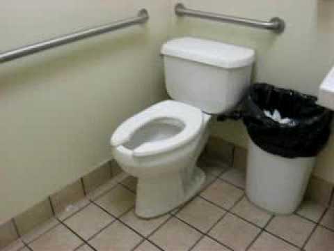 Kohler pressure assisted toilet - YouTube