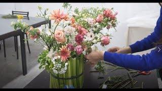 [SFS] 자연화기 프렌치스타일 화병꽂이(vase fl…
