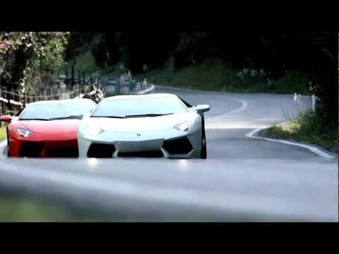 Chế tạo Lamborghini Aventador LP700-4