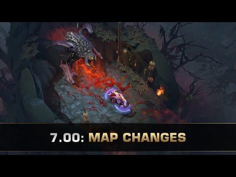 Dota 2 New Map – Patch 7.00