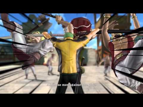 One Piece: Pirate Warriors - Buggy the Clown