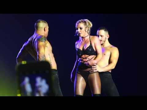 Britney Spears - Touch of My Hand - Nangang Exhibition Center Taipei Taiwan