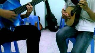 Bến thượng hải - Song tấu guitar & mandoline