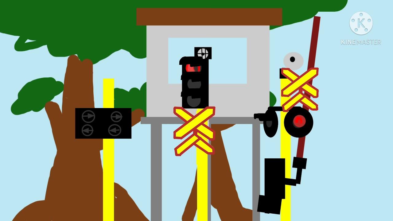 Download Animasi perlintasan kereta api part 9