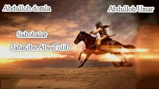 Abdulloh domla - Jafar ibn Abu Tolib