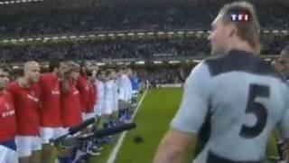 France-Nouvelle Zélande Coupe du Monde 2007