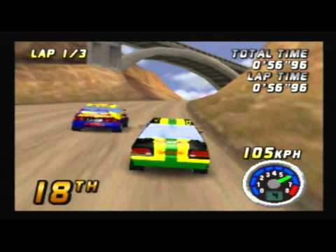 Top gear rally n64 youtube sciox Image collections