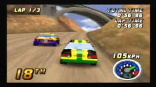 Top Gear Rally (N64)
