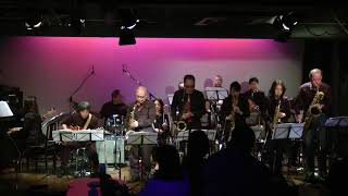 Live performance by Swingin' Paradise Jazz Orchestra on March 11, 2...