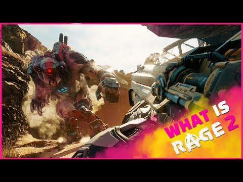 What is RAGE 2? Official Trailer thumbnail