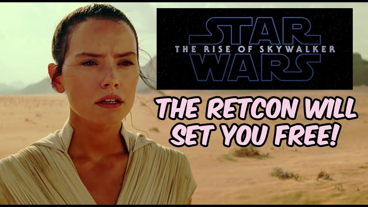 The ONLY Star Wars: The Rise Of Skywalker - Trailer Reaction You Need To  See!