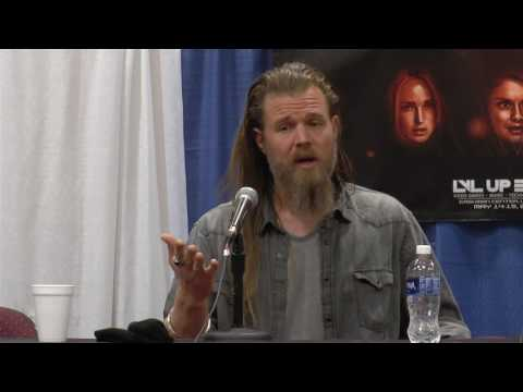 Super Toy Con 2016 Las Vegas: Actor Ryan Hurst Panel Sons of Anarchy, Bates Motel, Outsiders