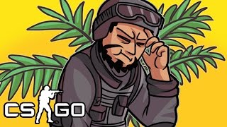 CAGED ANIMAL - Counter-Strike GO Highlights